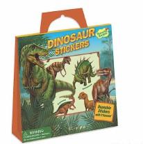 Stickers Tote Dinosaur