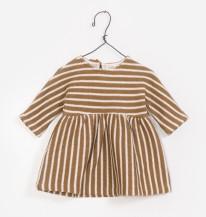 Striped Dress 3-6m