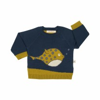 Sweater Steve Blowfish 3-6m