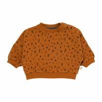 Sweatshirt Flora Almond 3-6m