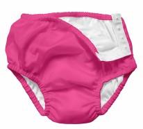 Swim Diaper Hot Pink 6-12m