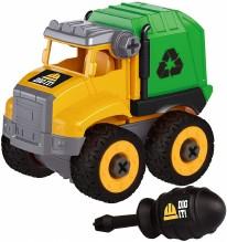 Take Apart Truck - Garbage Truck