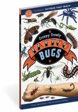 Tattoo Bugs Book