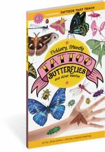 Tattoo Butterflies Book