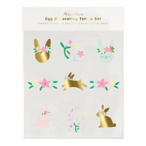 Egg Decorating Tattoo Kit