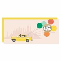 Card Scratch Off Taxi
