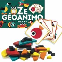 Zeo Geonanimo Blocks
