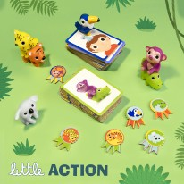 Toddler Game - Little Action