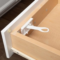 Top Drawer Adhesive Latches