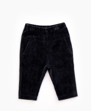 Trousers Charcoal 3-6m