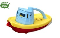 Tugboat Blue Top