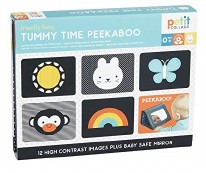 Tummy Time Peekaboo