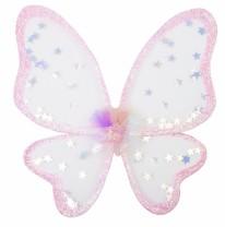 Twinkling Star Confetti Wings