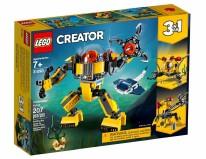 CREATOR- Underwater Robot