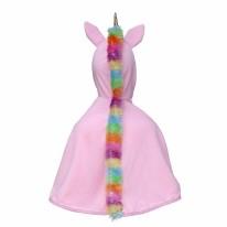 Unicorn Pink Cape Toddler 2-3T