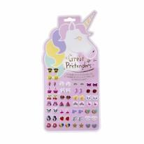 Unicorn Sticks on Earrings