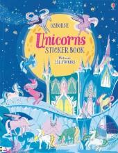 Sticker Book Unicorns