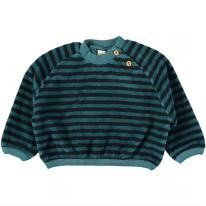Velvet Sweatshirt 6-9m