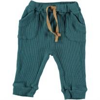 Waffle Knit Pants 6-9m