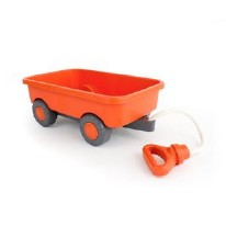 Wagon w/Rope Handle