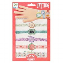 Tattoos Wendy's Watches