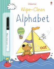 Wipe Clean Alphabet Book