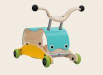 Mini Flip Push & Walk AYG