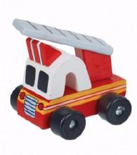 Wooden Vehicles- Fire Truck