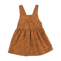 Woven Dress Ginger 3-6m