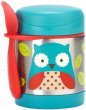 Zoo Food Jar Owl D