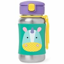 Zoo Stainless Bottle Unicorn