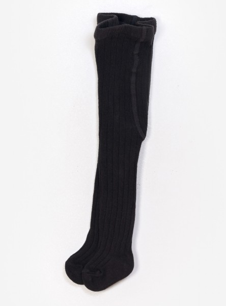 Tights Charcoal 3-6m