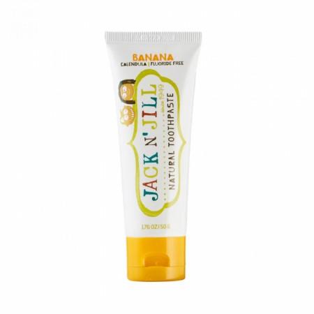Natural Toothpaste Banana