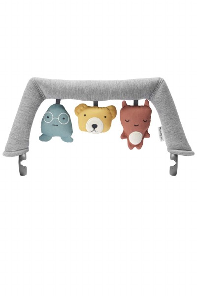 Toy for Bouncer - Soft Friends