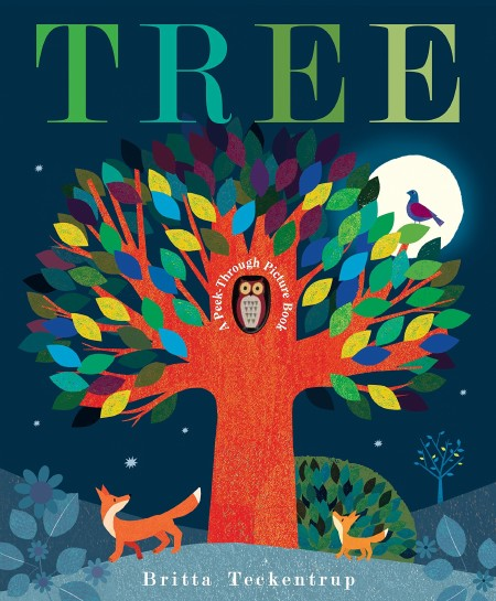Tree: A Peek-Though Book