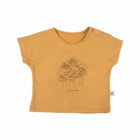 TShirt Canopy Yellow 3-6m