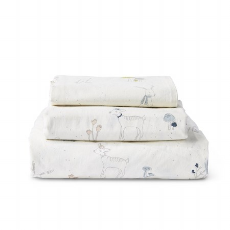 Twin Sheet Set - Magic Forest