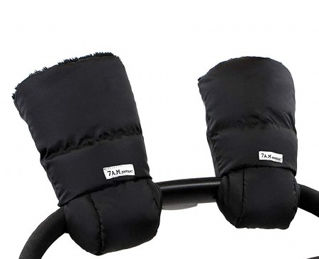 WarMMuff Black Plush