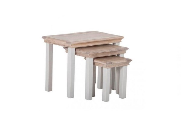 Nest of 3 Tables Rosa