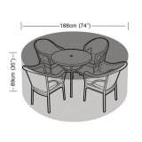 4/6 Seater Rnd Furniture Cover