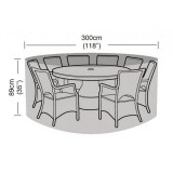 Garland 8 Seater Round Furniture Cover