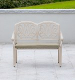 Amalfi 2 Seater Bench