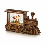 Gold Water Spinner Train 29cm