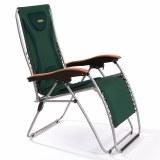 Padded Relaxer w/Armrest Green