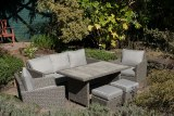 Stockholm Casual Dining Set