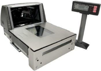 FX131 Bi-Optic Scanner Scale