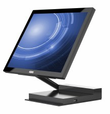 Aures Jazz EPoS System Dark Grey J1900 Windows 10 IoT