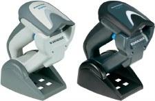 Datalogic Gryphon I GBT4130 Cordless Scanner RS232 GBT4130-BK-BTK2
