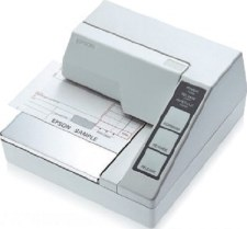 Epson TM-U295 Printer (White)
