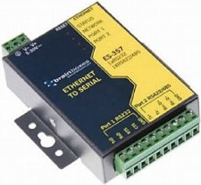 Ethernet 1 RS232 + 1 RS422/485